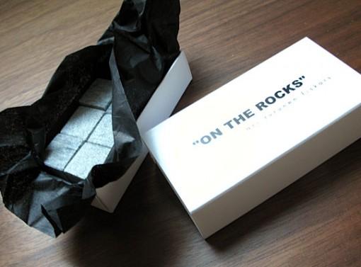 石のアイスキューブ/アリ・トゥルネン/Ari Turunen ON THE ROCKS