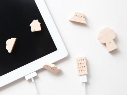 Apple USBケーブルキャップ Small Ville