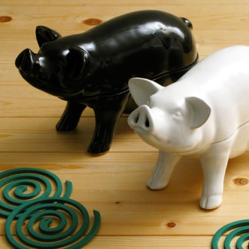蚊遣り豚 KAYARIBUTA