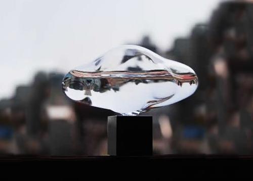ガラスの雲 水循環