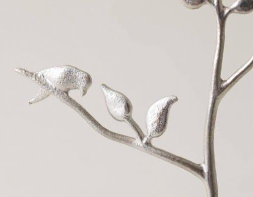 SHIROKANE/木と小鳥のアクセサリースタンド ケヤキ
