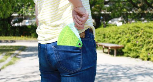 Pocket Size Uchiwa ポケットサイズうちわ