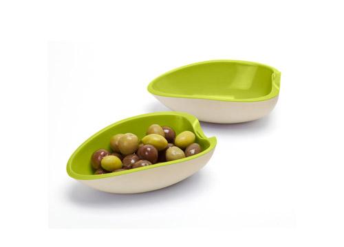 Pistachio - serving bowls オリーブ