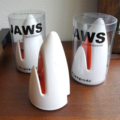鮫の歯包丁研ぎSHARK_JAW_knife_sharpener