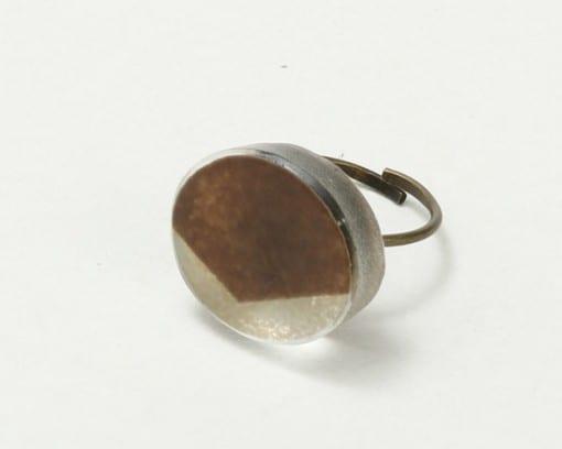 硝子の指輪 実栃
