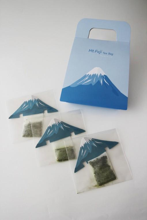 マウント富士ティーバッグ 煎茶/紅茶