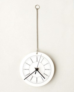 オトギデザインズ 活版印刷壁掛け時計
