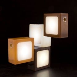 Twist Together Lamp