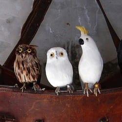 PUEBCO Artificial Birds <br />プエブコ アーティフィシャルバード