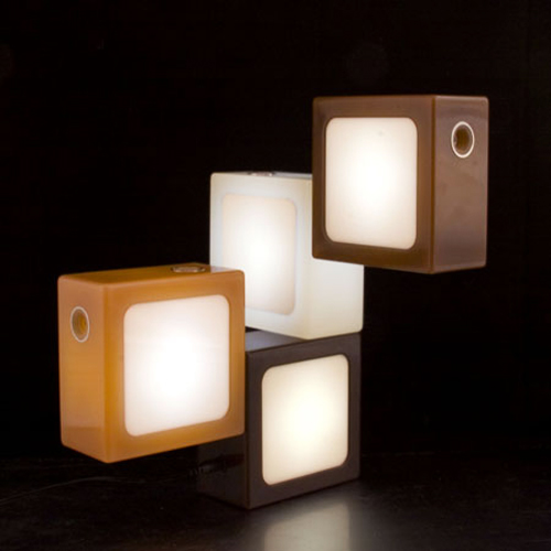 Twist Together Lamp