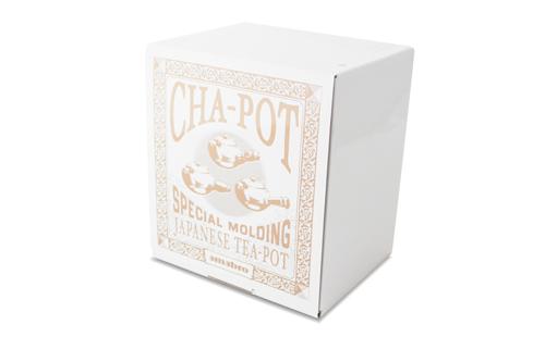 CHA-POT/茶ポット パッケージ