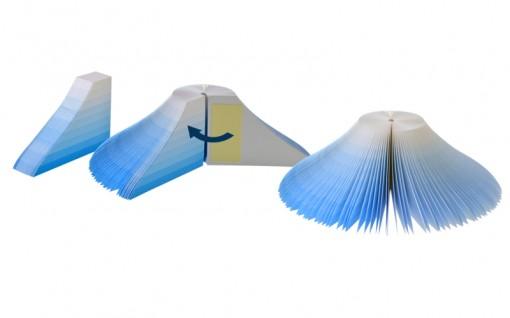 富士山3Dメモ 作り方