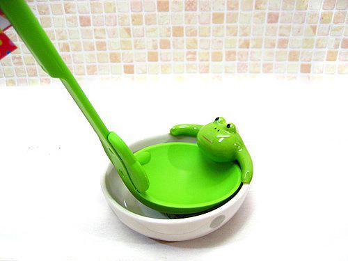 温泉おたまホルダー カエル
