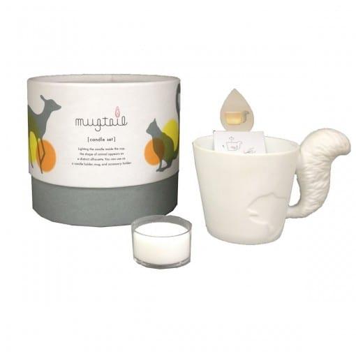Mugtail(マグテイル) キャンドル