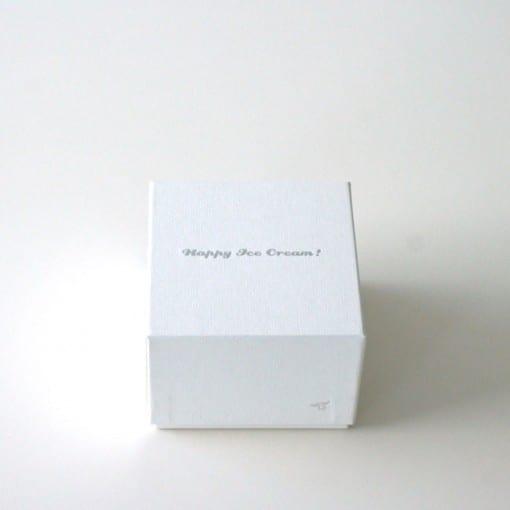 SUSgallery アイスクリームホルダーとスプーン パッケージ