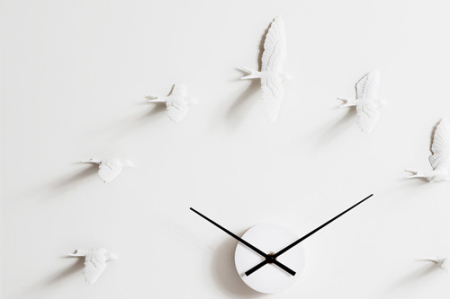 Swallow X CLOCK(スワロークロック)<br />by haoshi Design
