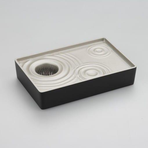 銀雅堂-水盤S(雫影)/水盤スリム(雫影)
