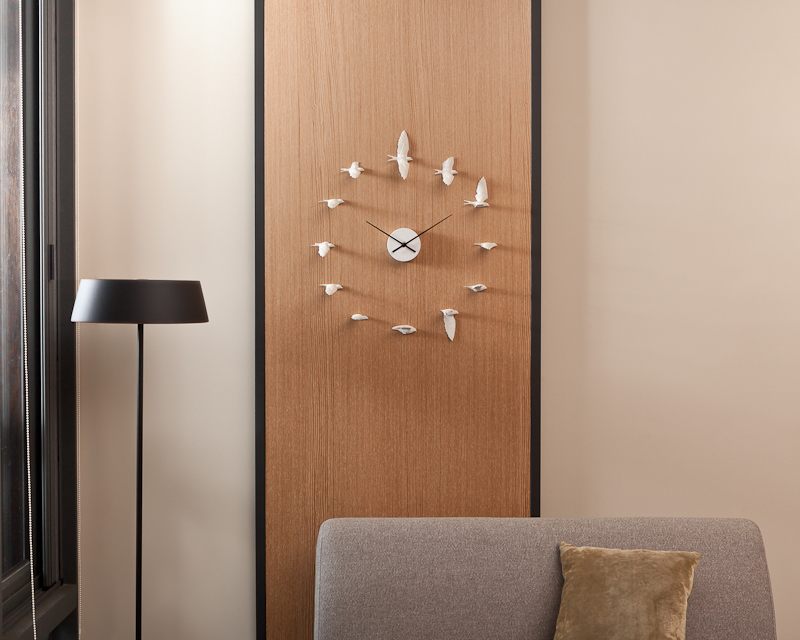 haoshi Swallow Clock
