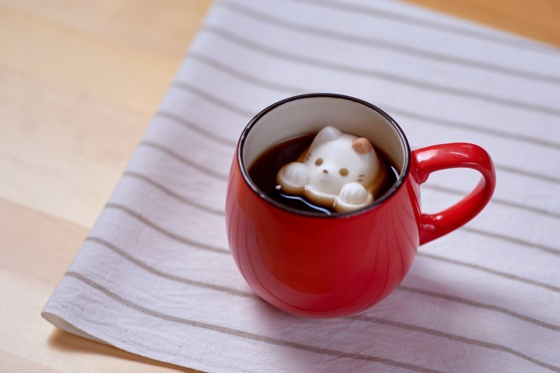 CafeCat ホワイト