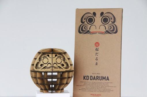 KD DARUMA(ノックダウン ダルマ) ダンボール