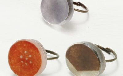 硝子の指輪