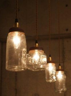 In The Bottle Lamp イン ザ ボトル ランプ