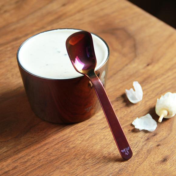 SUSgallery アイスクリームホルダーとスプーン