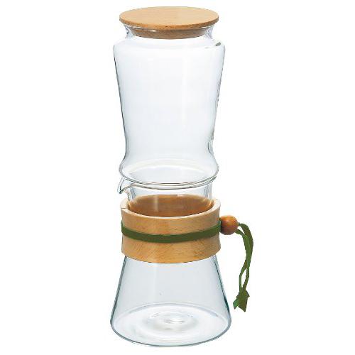 ハリオ氷出し茶ポット