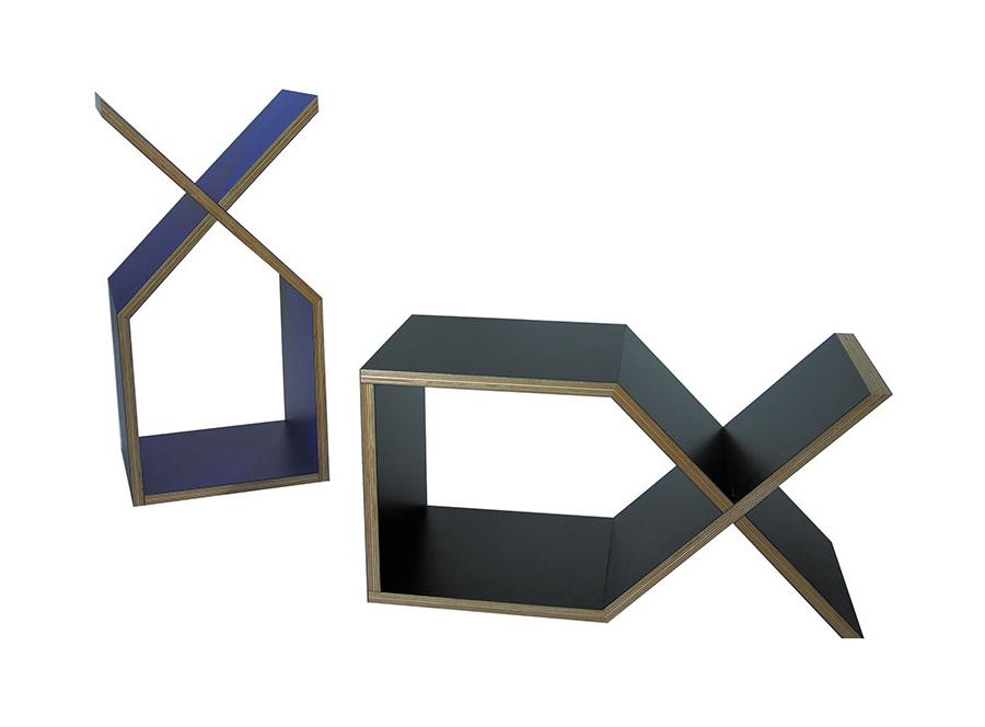 DX 棚 サイドテーブル