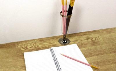 ポッキー鉛筆立て