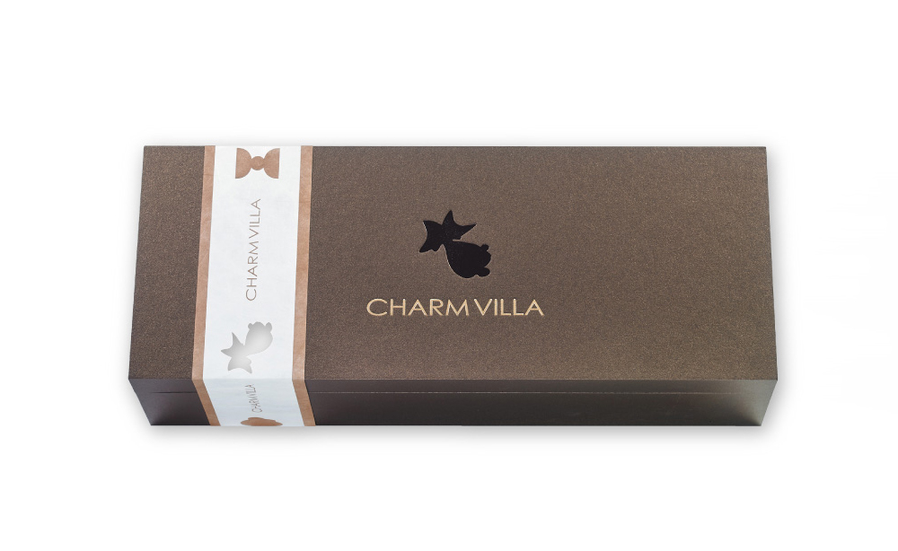 CHARM VILLA (チャーム ヴィラ) 金魚ちゃんティーバッグ