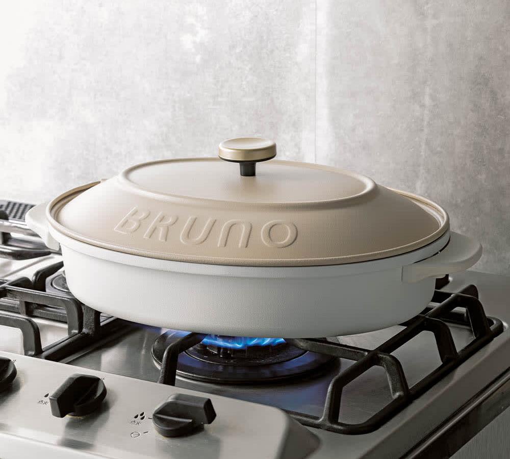 BRUNO/ブルーノ オーバル ホットプレート