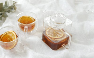DULTON BONOX GLASS TEA POT SQUTAN スキュータン