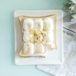 エコカラット トースト皿