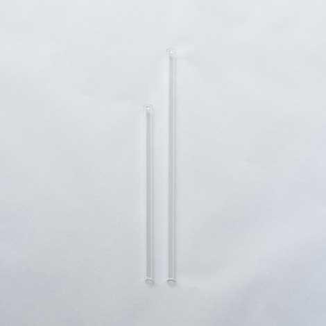 廣田硝子ガラスストロー20cm/15cm