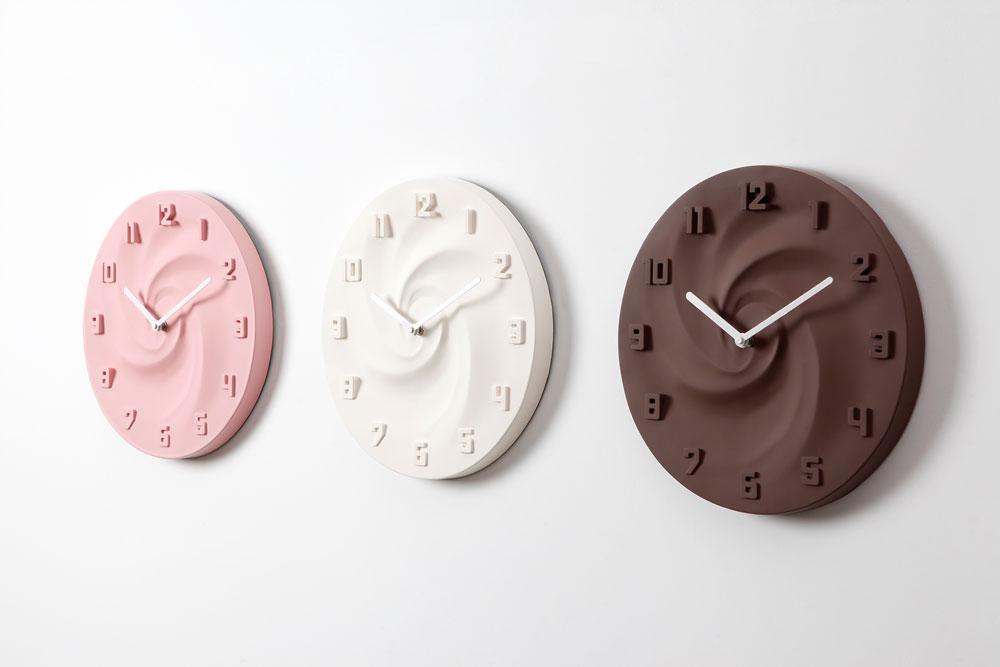 壁掛け時計CREAM(クリーム)