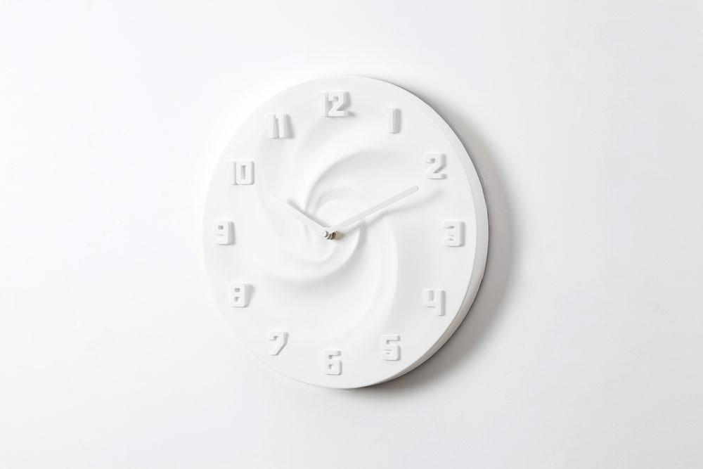 壁掛け時計CREAM(クリーム)ヨーグルト