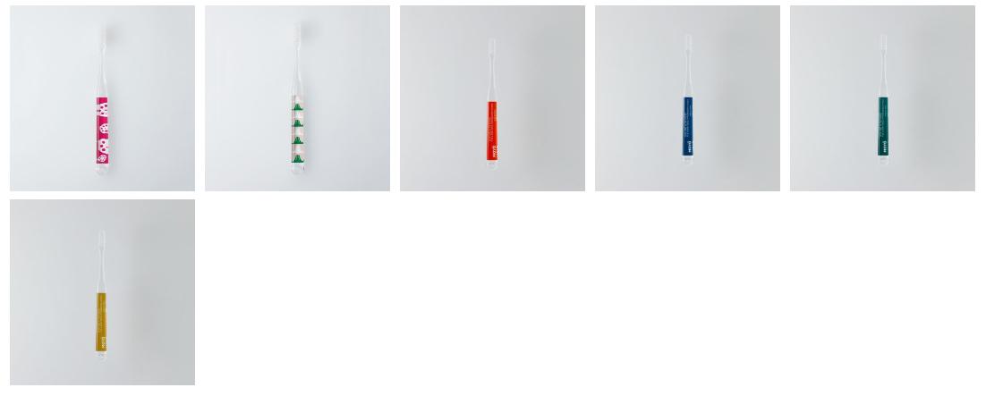 MOYO(モヨウ)歯ブラシ デザイン一覧