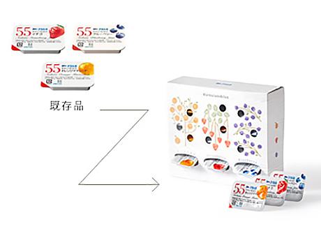 アヲハタ55ジャム デザインBOX