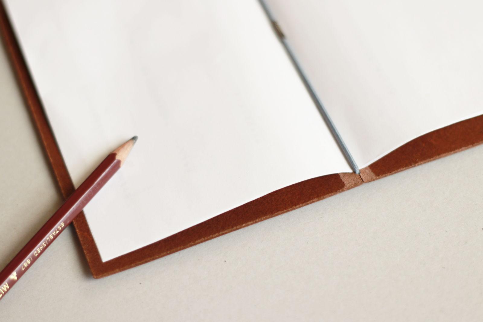 裏紙ノート