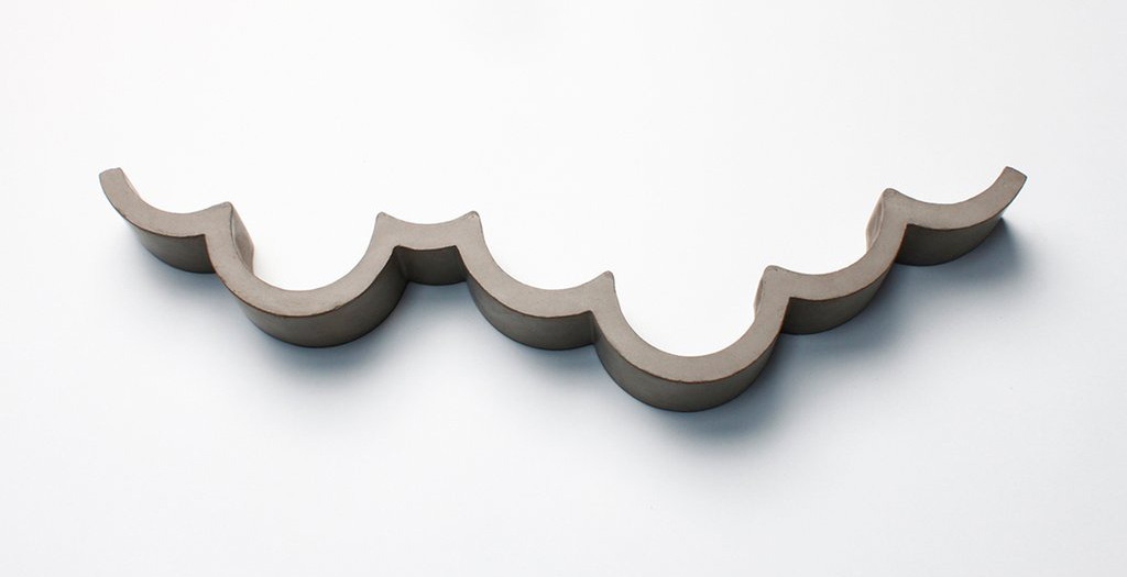 Cloud Concrete Toilet Paper Holder(クラウドコンクリートトイレットペーパーホルダー)