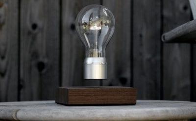 FLYTE(フライト)空中に浮くLED電球