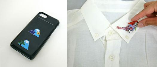 京東都(きょうとうと) 刺繍ワッペン シール・アイロン両用タイプ