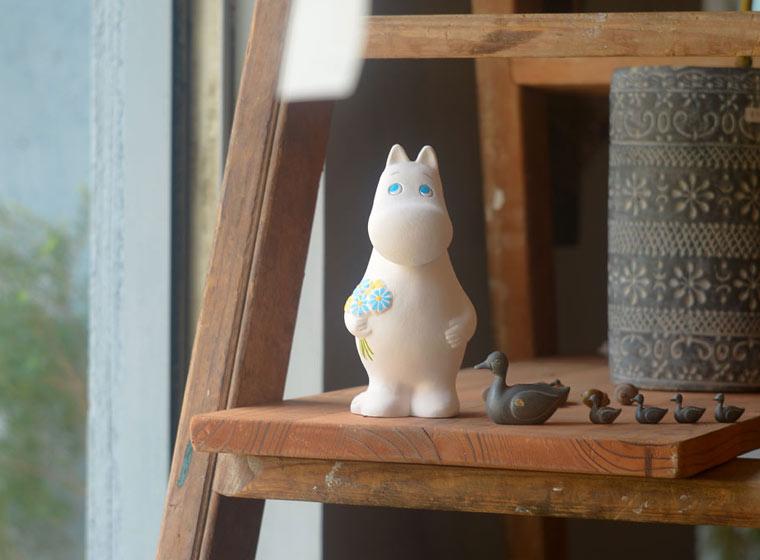 ムーミン博多人形