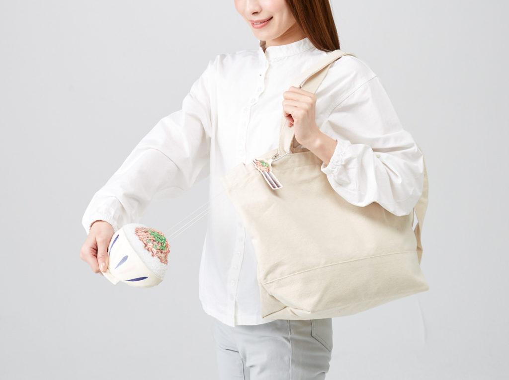 ネバネバ納豆パスケース
