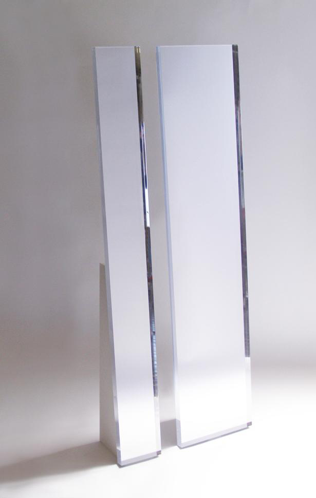 Detect Stand Mirror