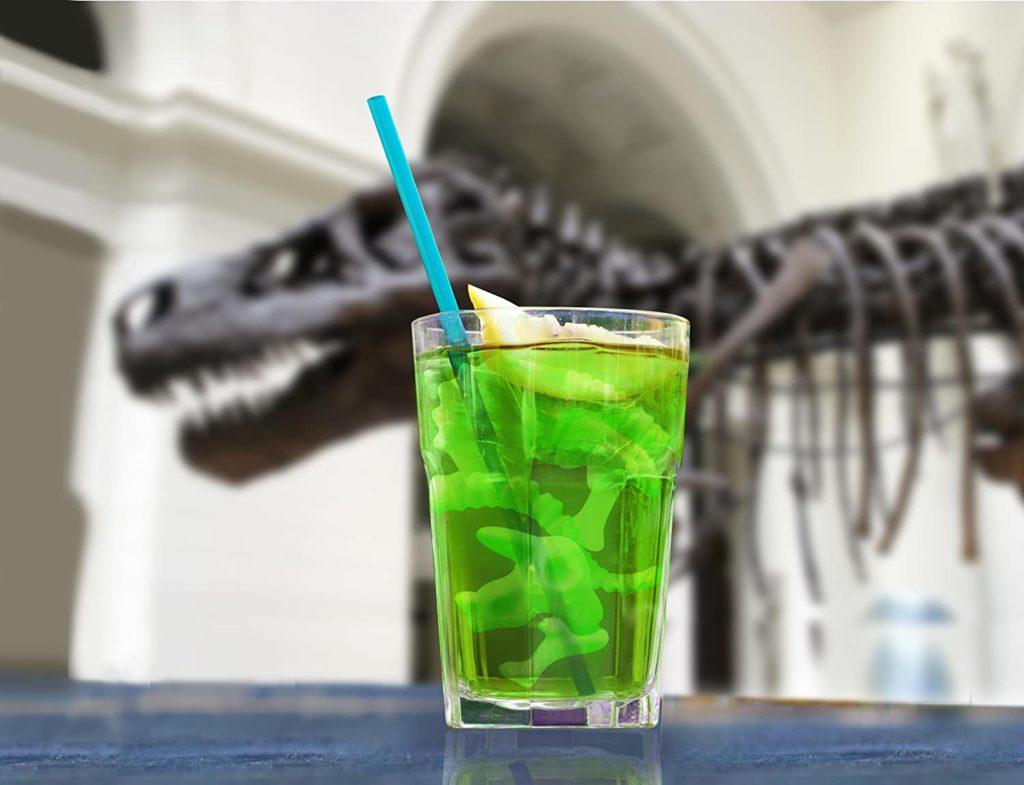 FOSSIL ICED 恐竜化石アイストレー