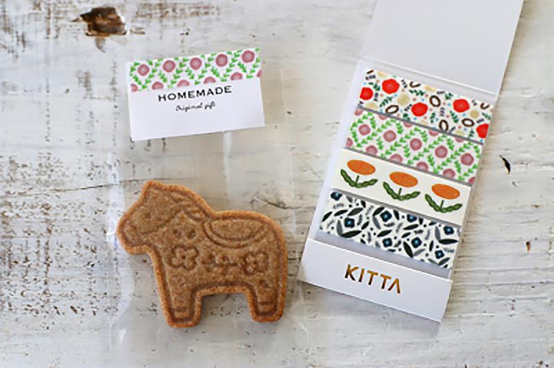 cotta(コッタ) 北欧風スタンプクッキー型