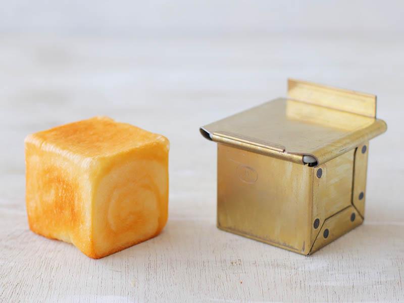 松永製作所 黄金キューブ食パン型