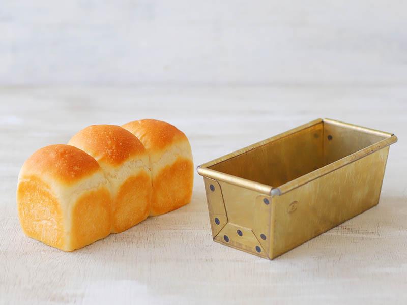 松永製作所 黄金ミニ食パウンド型